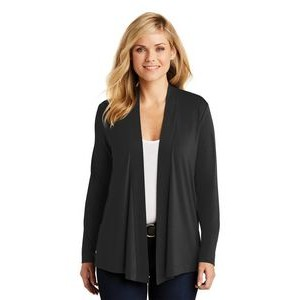 Port Authority® Ladies' Concept Knit Cardigan Sweater