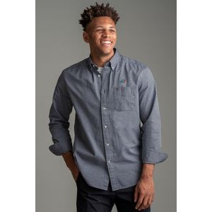 Tommy Hilfiger Chambray Button-Down Shirt