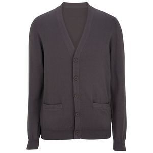 Edwards Unisex Cotton Blend Cardigan Sweater