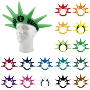 Statue of Liberty Crown Visor